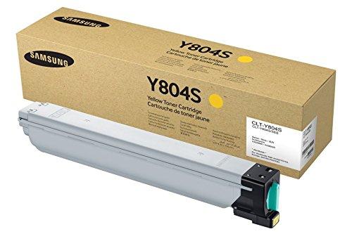 Preisvergleich Produktbild Samsung CLT-Y804S/ELS Original Toner (Kompatibel mit: SL-X3280NR / X3220NR) gelb