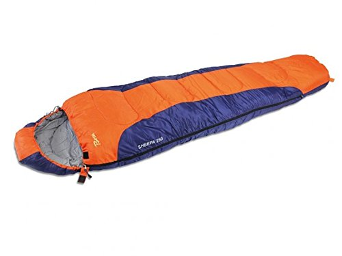 Bertoni, Schlafsack Mumie Sherpa 250 (Schlafsack Sherpa)