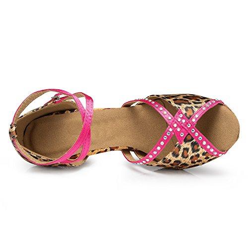 Miyoopark , Salle de bal femme Leopard-8.5cm heel