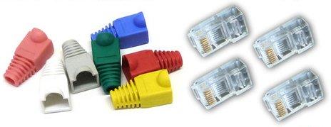 10-cat-5e-rj45-plugs-boots-for-network-patch-cables-crimp-connectors-lan