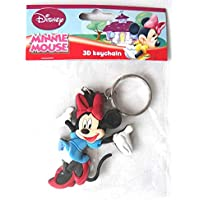 Disney Mickey Mouse & Friends - Llavero 3D Minnie