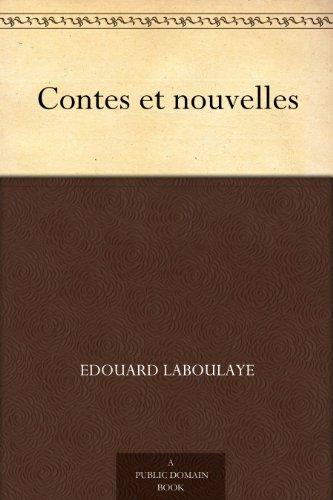Couverture du livre Contes et nouvelles