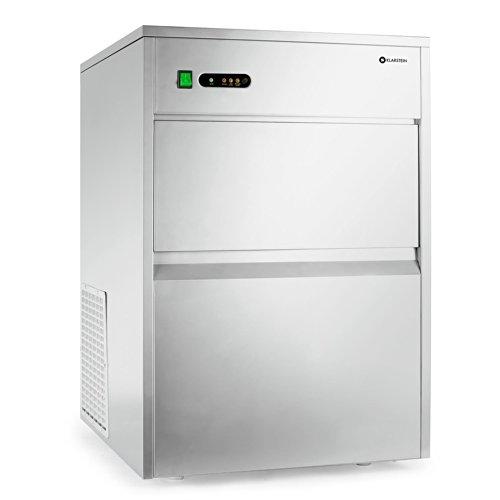 klarstein-machine-a-glacons-industrielle-380w-50kg-jour-reservoir-de-13kg-chassis-en-acier-systeme-d