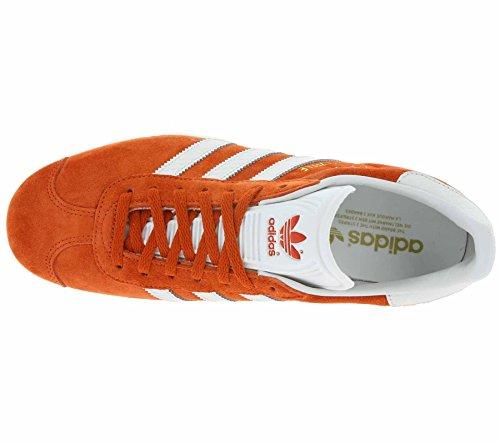 121e52d0817b64 ... adidas Originals Gazelle W Schuhe Damen Sneaker Turnschuhe Rot S76026  Rot