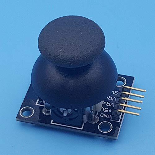 Joystick Dual Rocker Joystick für PS2 Game Rocker Joystick Sensor Joystick Elektronischer Block -