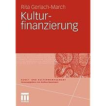 Kulturfinanzierung (Kunst- und Kulturmanagement)
