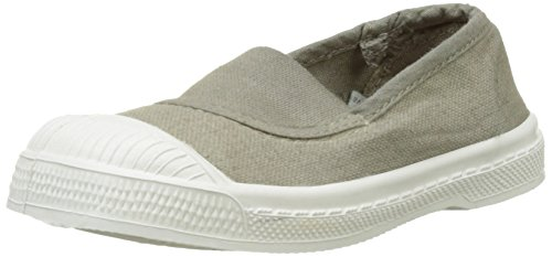Bensimon Tennis Elastique, Baskets Basses Mixte Enfant Beige (Beige Mastic)