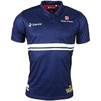 Sauber F1 Formel 1 Team Polo-Shirt Polo-Hemd 25 Jahre Jubiläum mit Rückenaufdruck