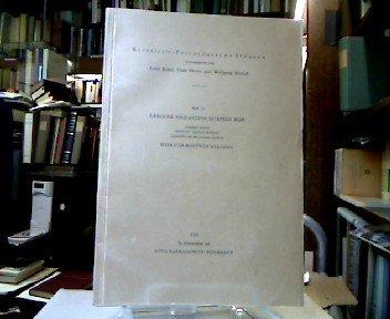 Gregorii Nazianzeni Sygkrisis bión carmen edidit apparatu critico munivit quaestiones peculiares adiecit Henricus Martinus Werhahn.