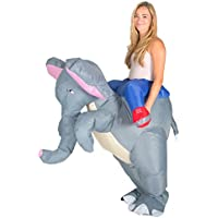 Hinchable Elefant Adulto Disfraz