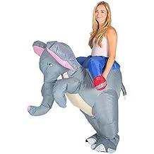 Hinchable Adulto Disfraz (elefante)
