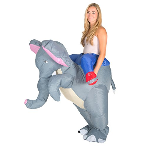 Bodysocks® Inflatable Elephant Costume (Adult) (Asiatische Paare Kostüm)
