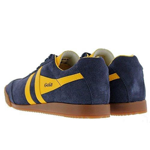 Lonsdale Levens, Chaussures garçon Bleu (Navy/sun)