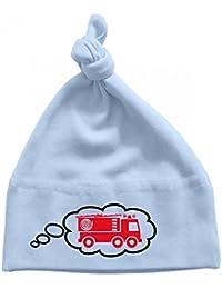 Mikalino Baby Mütze Feuerwehr
