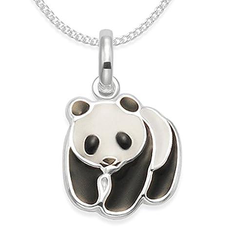 Pour les enfants - Collier en Argent Sterling de panda
