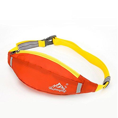 Pocket Damen Mini-Bewegung/ outdoor-Freizeit-Taschen/Ausgeführten Handy-Pakete/Ultralight Ausrüstung Taschen für einen Marathon D
