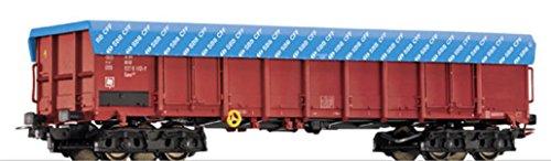 H0 TI Off. Güterwagen Eanos 052 DB IV