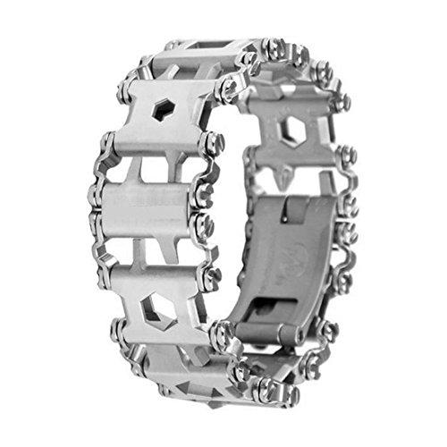 Formulaone Multifunktions-Laufflächen-Armband-Bolzen-Fahrer-Werkzeug-Ausrüstungs-Reise-Freundliches tragbares Multitool des rostfreien Stahls im Freien
