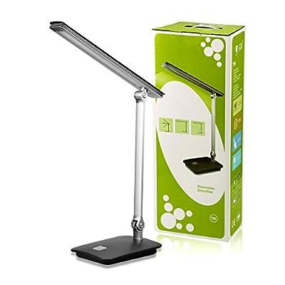 LE 7W Dimmbare LED Tischleuchten, Modernes Design , 3 Helligkeitsstufen, Tischleuchten von Lighting EVER bei Lampenhans.de