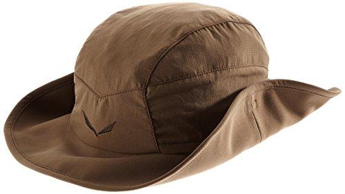 SALEWA Erwachsene Sun Protect Brimmed  Hüte, Braun (bark brown), M/58, 00-0000024737