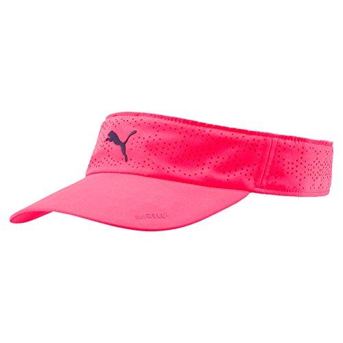 Puma Golf Damen duoCELL Sonnenvisier Bright Plasma OSFA