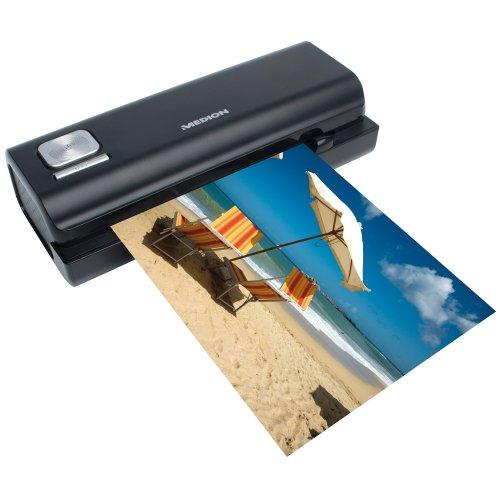 Medion Md 86357 Fotoscanner Visitenkartenscanner Scanner