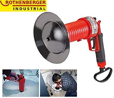 Rothenberger Industrial - Pressluft Rohrreiniger - 3bar - 150000006