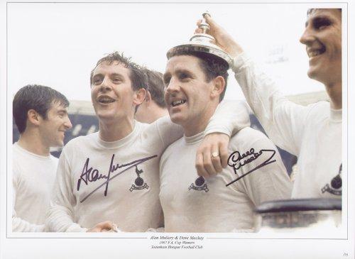 Alan-Mullery-Dave-Mackay-Tottenham-1967-FA-Cup-Final-Signed