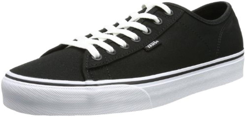 Vans M FERRIS (S14) BLACK/WHI - Zapatillas de lona hombre