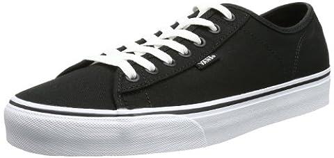 Vans M FERRIS (S14) BLACK/WHI VVHKC2L Herren Sneaker, Schwarz ((S14)