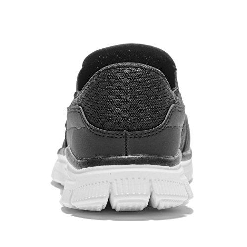 Bild von NewDenBer NDB Herren Leichtes Slip On Sneaker Sportschuhe Laufschuhe
