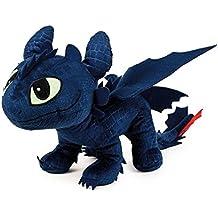 Dragons - Figura De Peluche Peluche Cometa Desdentado Desdentado 40x12x32 cm