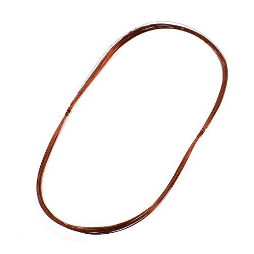 Bobine de fil à soudure 0,33 mm Cuivre émaillé 15 m de long