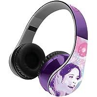 Violetta - Casco estéreo Bluetooth 3.0, Color Morado (Lexibook BTHP400VI)