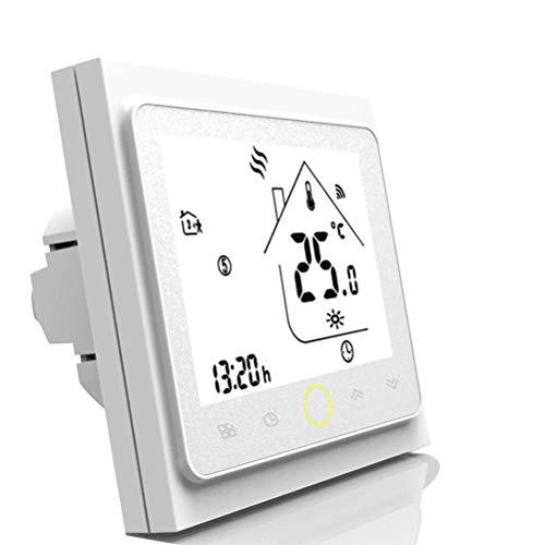 Smart WiFi Thermostat Temperaturregler für Fußbodenheizung elektrisches Wasser mit Alexa Google Home