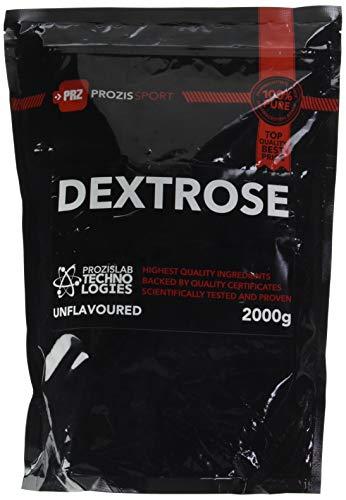 Prozis poudre dextrose de prozis 2kg - 50 doses
