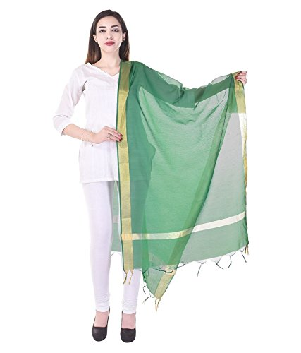 Dupatta in Green from Zoya Collection _ZC09_Net Duppata_Green_Standard Size … | dupatta...