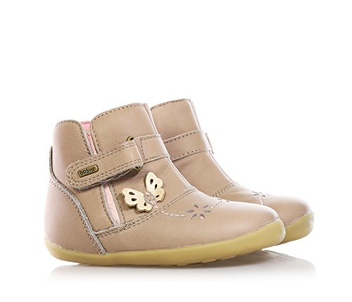Bobux 460838, Bottes fille Beige - Taupe