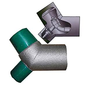 Outside Insulating Tap Cover