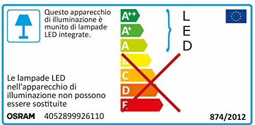 OSRAM LIGHTIFY Flex LED-Streifen 2 Meter Länge / dimmbar / warmweiß bis tageslicht 2000K – 6500K und Farbsteuerung RGB /Kompatibel mit Alexa