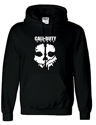 Inspired Army Duty Gamer Hoodie Kids and Adult sizes - Only £ 11.99 (Large)