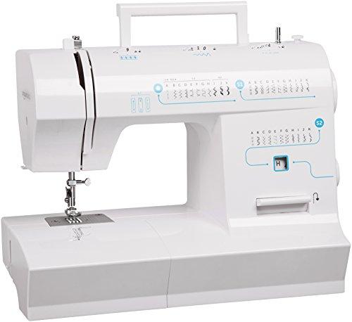 AmazonBasics - Máquina de coser doméstica multifunción