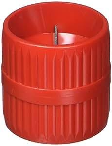 Rothenberger ébavurage intérieur et extérieur cuivre et plastique, 1 / 8-1,3 / 8 pouces, 1 pièce, 11006
