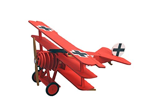 artesania-latina-30528-maqueta-iniciacion-avion-fokker-dri-baron-rojo-en-madera-incluye-pinturas-y-p