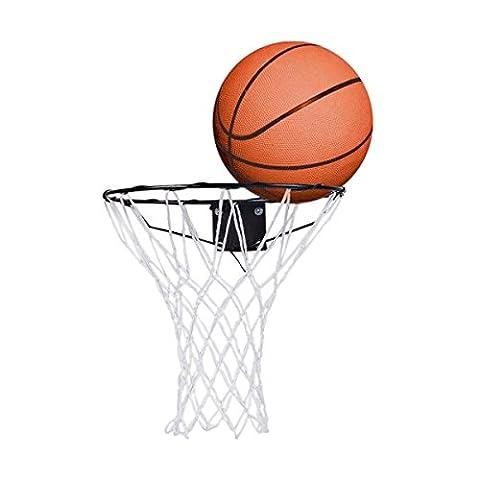 Panier Basket Exterieur - Cercle de basket - cercle et filet