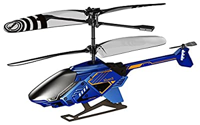 SilverLit ECH Delta X Futuristic 3-Channel I/R Gyro Easy Control Helicopter with LED Light from Silverlit