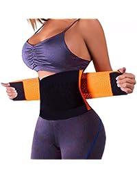 SchwabMarken Power Ceinture pour Le Sport Waist Trainer, 4 Couleurs différentes Ceinture de Fitness
