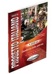 Nuovo Progetto Italiano: Quaderno DI Video 2/DVD (Level B1-B2)