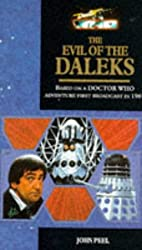 Doctor Who-The Evil of the Daleks (Target Doctor Who Library)