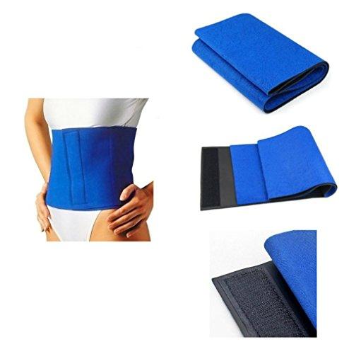 Gürtel Minceur flachen Bauch Neopren/Hüftgurt/Schwitzgürtel für Frauen Männer–Einheitsgröße